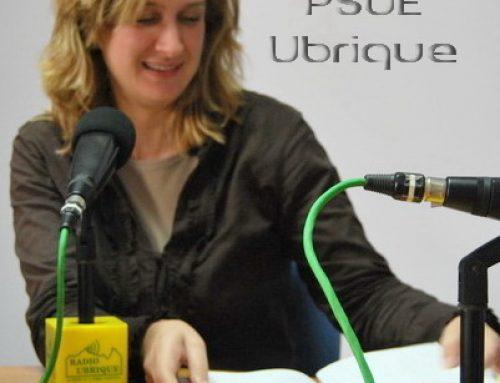 Rueda de prensa de Isabel Gómez sobre los presupuestos municipales 2015