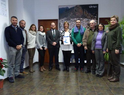 """La Oficina de Turismo de Ubrique recibe la """"Q"""" de Calidad Turística"""