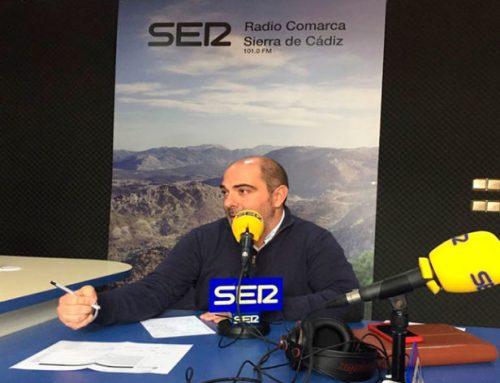 Entrevista a Manuel Ángel Chacón en Radio Comarca Cadena SER