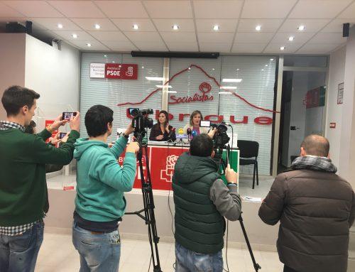 El Partido Socialista sigue denunciando por la provincia de Cádiz el hecho de que existan peonadas para cobrar el subsidio agrario