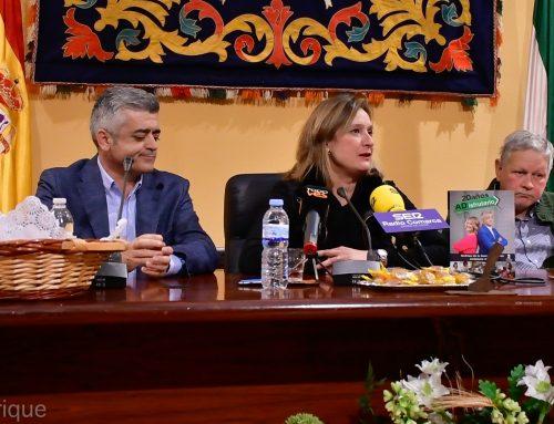 """Modesto Barragán presenta en Ubrique el libro """"20 años ADisfrutarlo"""""""