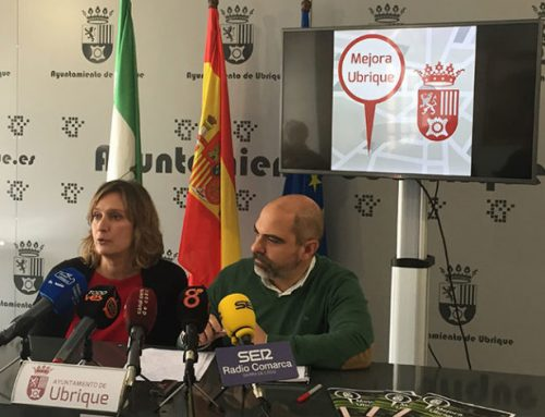 """El ayuntamiento de Ubrique hace balance de la app """"Mejora Ubrique"""""""