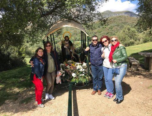 Nuevo exito de la Romeria de San Isidro