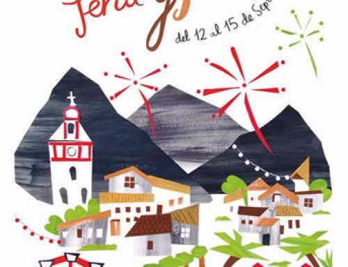 Una obra de Henar Bayón Fernández anunciará la Feria y Fiestas de Ubrique 2018