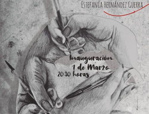 """""""Entrelíneas"""" la exposición de retratos de Estefanía Hernández Guerra abre sus puertas esta tarde"""